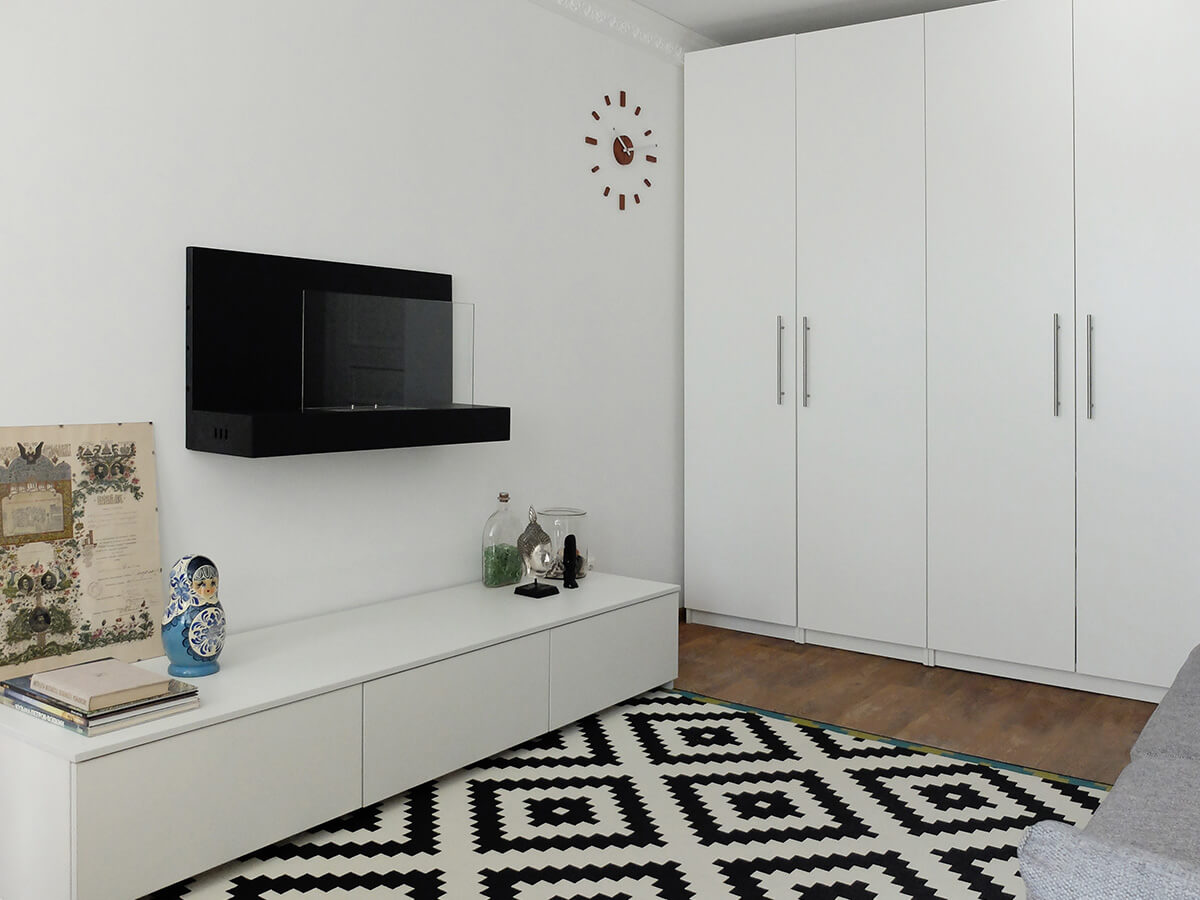 Scandinavian style apartment 01